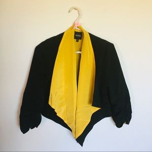 XOXO Women's Sz Small black blazers
